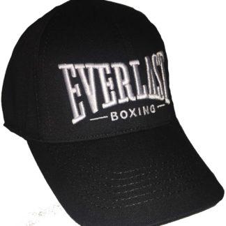 Бейсболка Everlast Boxing Flex Черная