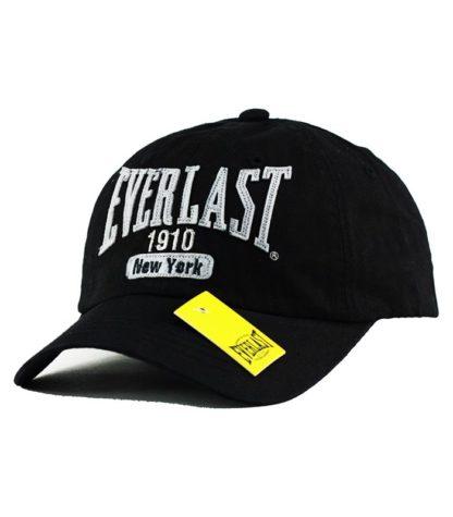Бейсболка Everlast 1910 Черная