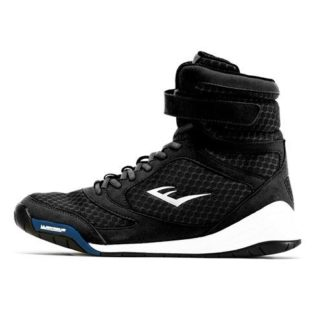 Боксерки Everlast Elite High Top Черные