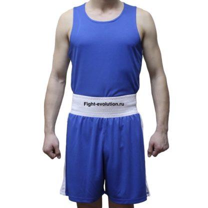 Боксерская Форма Dar - Синяя