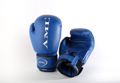 Боксерские Перчатки AML Sport PVC Синие
