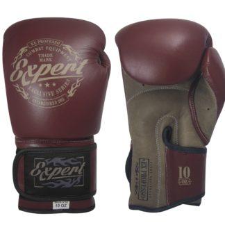 Боксерские Перчатки Fight Expert Коричневые