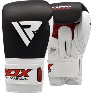 Боксерские Перчатки RDX BGL-T1B Черные