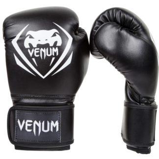 Боксерские Перчатки Venum Contender Черные
