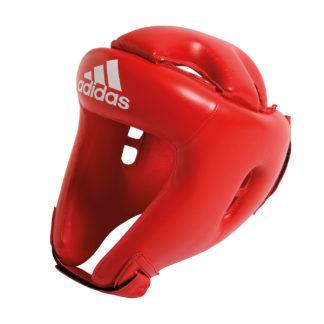 Боксерский Шлем Adidas Красный