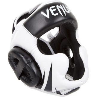 Боксерский Шлем Venum Challenger Черно-Белый
