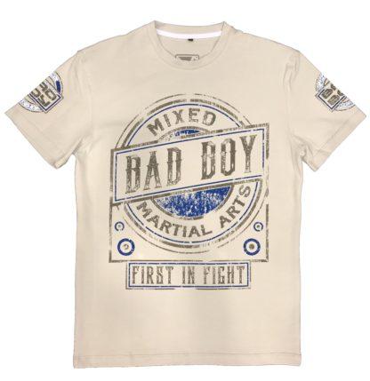 Футболка Bad Boy Martial Arts Серая