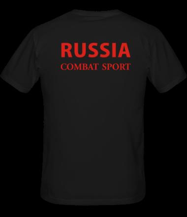 Футболка - Боевое Самбо России