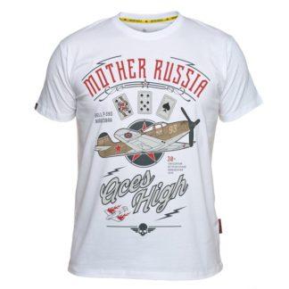 Футболка Mother Russia Аэрокобра