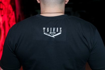 Футболка Teiwaz Hate Style