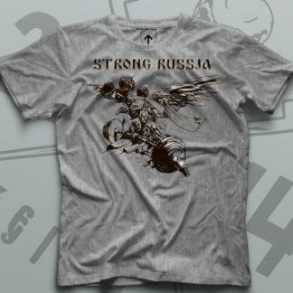 Футболка Teiwaz Strong Russia