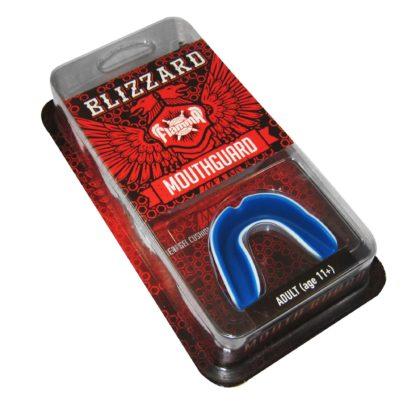 Капа Flamma - Blizzard - Бело/Синяя
