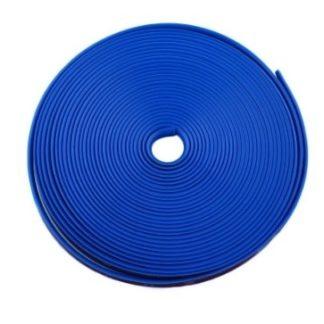 Лента Резиновая Цельнолитая Синяя 5см/5мм/3м.