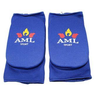 Налокотник AML Синего Цвета
