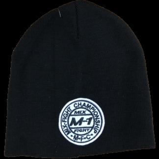 Шапка M-1 Черно-Белая