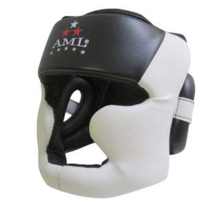 Шлем Тренировочный AML С Защитой Скул И Подбородка