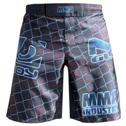Шорты Bad Boy M-1 MMA INDUSTRY Сетка