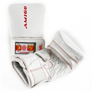 Снарядные Перчатки Amigo Белые