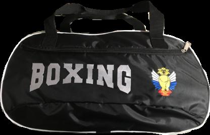 Спортивная Сумка BOXING Черная