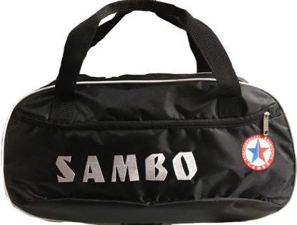 Спортивная Сумка Самбо Черная