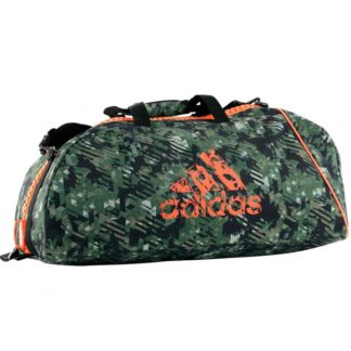 Сумка Спортивная Adidas Combat Camo Bag - M