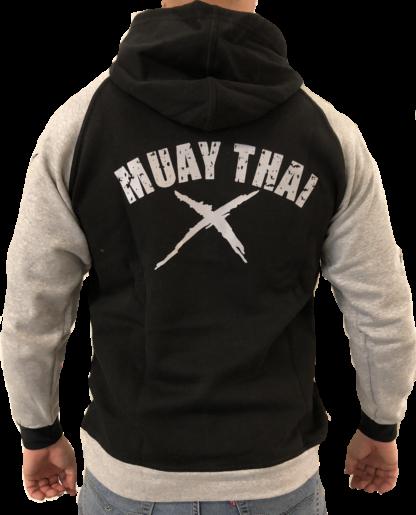 Толстовка Extream Muay Thai