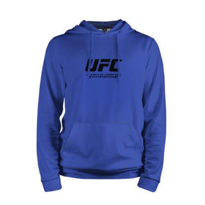 Толстовка UFC - Синяя