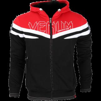 Толстовка Venum Sharp Черно-Красная
