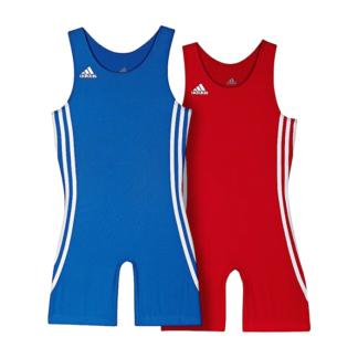 Трико Для Борьбы Adidas Wrestler Pack Красное