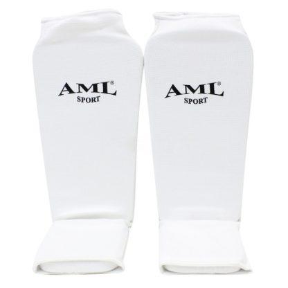 Защита AML Голень-Стопа Белая