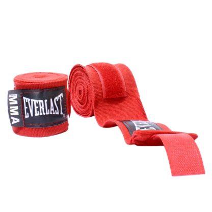 Боксерские Бинты Everlasr 2,5 метра Красные