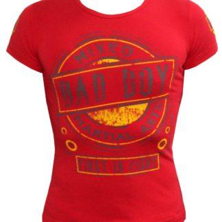 Футболка Bad Boy Красная