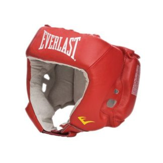 Боксерский Шлем Everlast USA Красный