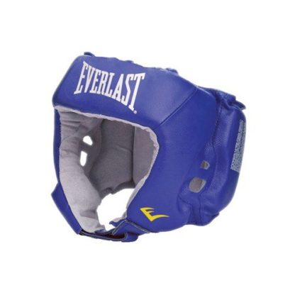 Боксерский Шлем Everlast USA Синий