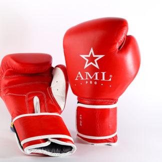 Боксерские Перчатки AML Pro Красные