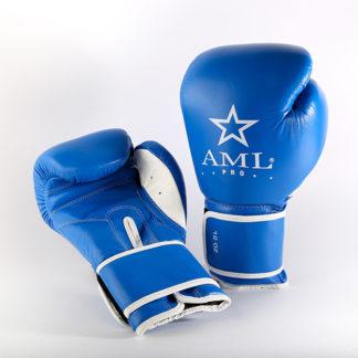 Боксерские Перчатки AML Pro Синие