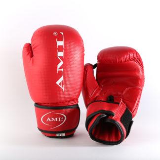 Боксерские Перчатки AML Sport PVC Красные