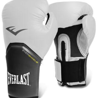 Боксерские перчатки Everlast Pro Style Elite Белые