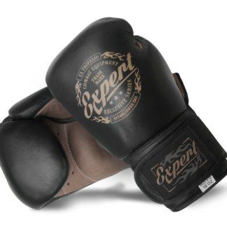 Боксерские Перчатки Fight Expert Черные
