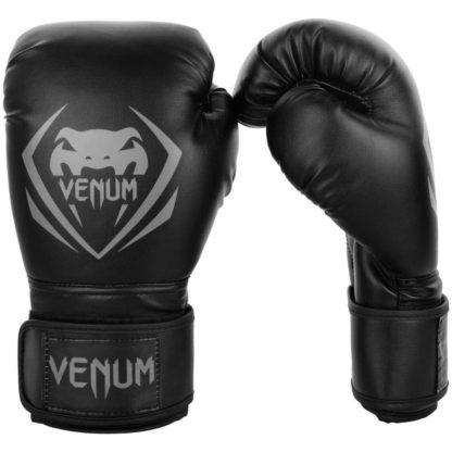 Боксерские Перчатки Venum Contender Черно-Серые