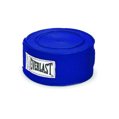 Боксерские Бинты Everlast 4,5 м. Синие