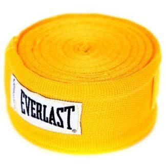 Боксерские Бинты Everlast 4,5 м. Желтые