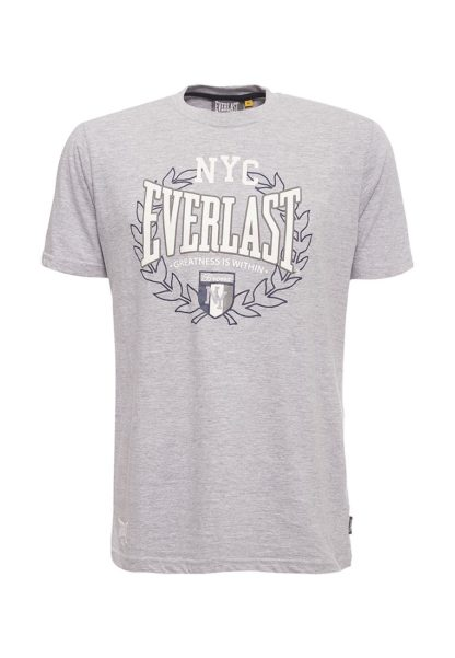 Футболка Everlast Sports Marl NYC Серая
