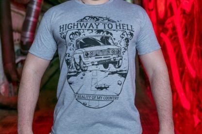 Футболка Teiwaz Highway To Hell