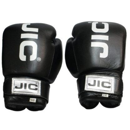 Боксерские перчатки Jic Кожаные