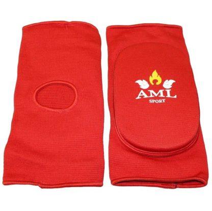 Налокотник AML Красного Цвета