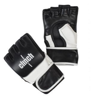 Перчатки Для ММА Clinch Combat Черные