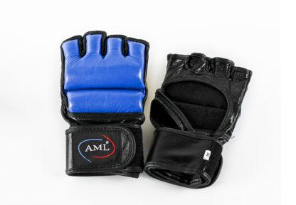 Перчатки Для ММА AML Синего Цвета