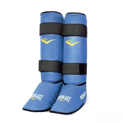 Защита Ног Everlast PU Синяя